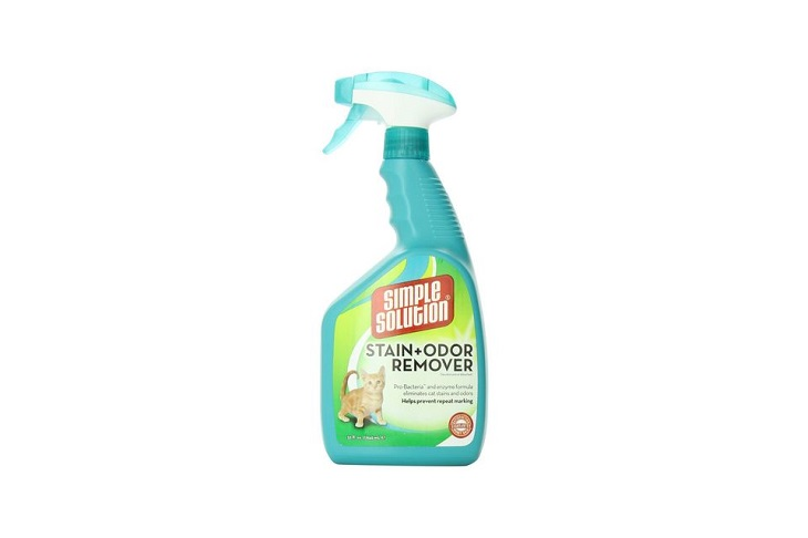 best cat urine remover