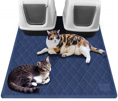 Gorilla Grip Original Premium Durable Cat Litter Mat, XL Jumbo