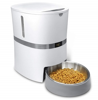 HoneyGuaridan A36 Automatic Cat Feeder