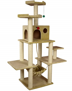 Aeromark International Armarkat Cat Tree Furniture Condo