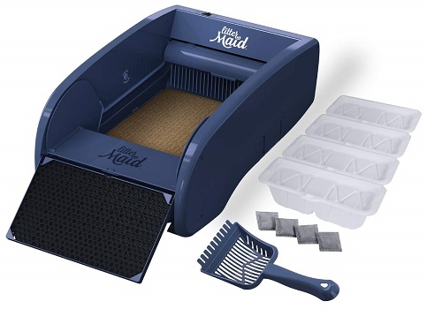 LitterMaid Self-Cleaning Litter Box