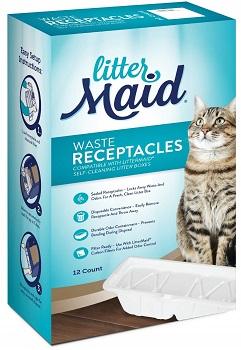 LitterMaid Waste Receptacles for littermaid 980