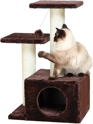 Trixie Pet Products Valencia Cat Tree - Affordable and Cheap
