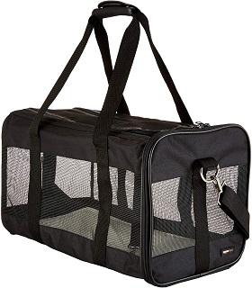 AmazonBasics Soft-Sided Cat Travel Carrier