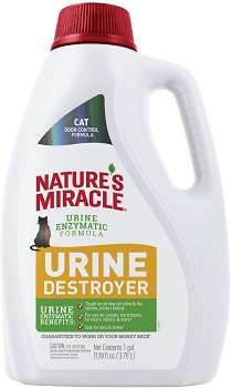 Nature's Miracle Urine Destroyer - Urine Enzymatic Formula