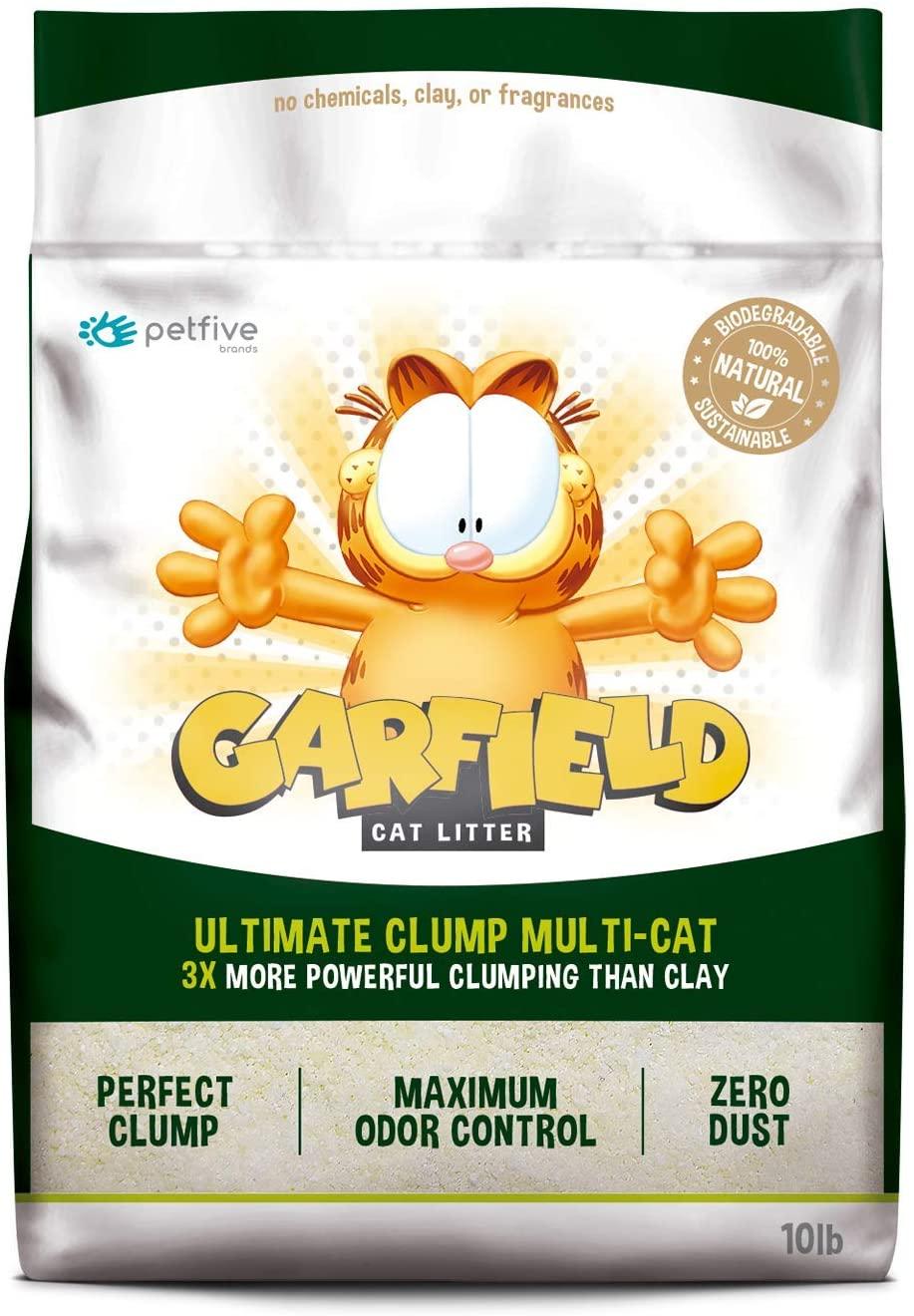 Garfield Cat Litter Ultimate Clump